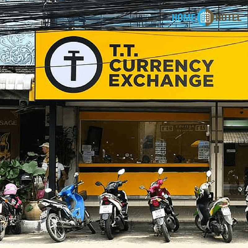 обмен валют в голове