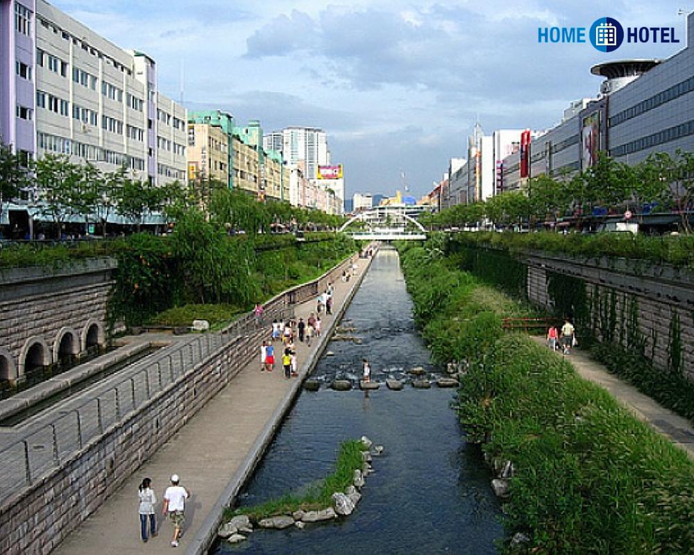 Лыбидь, Украина VS Чхонгечхон, Корея. (3)