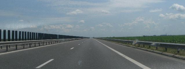 Румыния-дороги