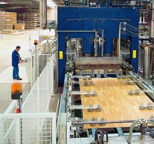 Работа в Чехии на завода Ламината