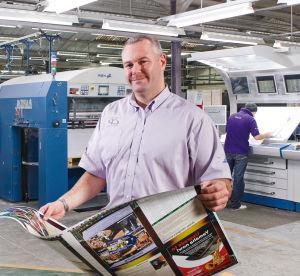 Работа в Польше, вакансии для украинцев печатник на оборудовании Heidelberg i KOMORI