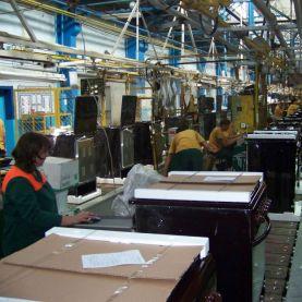 работа на фабриках Польши газовые плиты