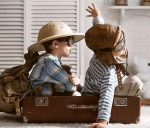 работать за границу с ребёнком
