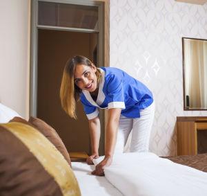 Работа в Израиле Горничная в SPA-отель