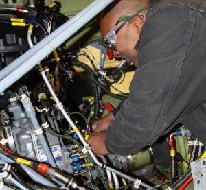 Работа в Израиле вакансия механик самолётных двигателей