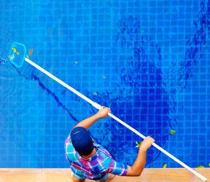 Работа в Израиле. уход за бассейном