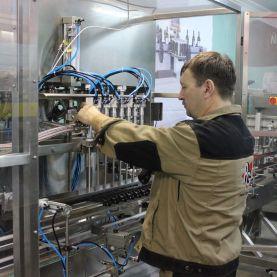 Работа в Чехии вакансия для наладчика оборудования на консервном заводе