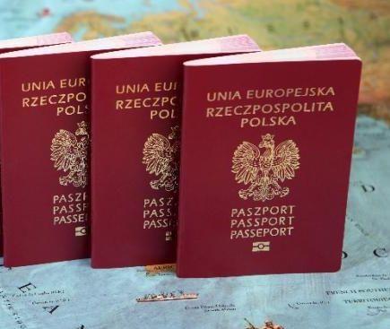 как получить паспорт Польши