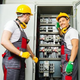 работа в Праге для электриков