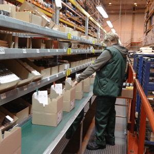 Работа в Словакии на складе продуктов