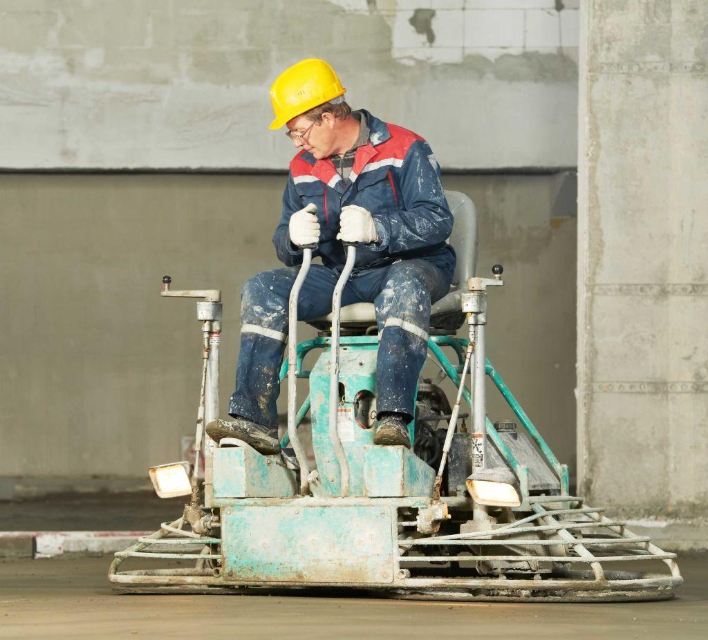 затирщик бетона