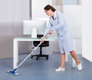 работа в США вакансия для уборщиц